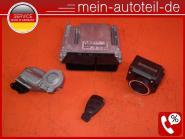 Mercedes S211 320 CDI Motorsteuergerät SET E320 CDI 6481531279 Bosch 0281011349