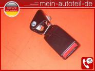 Mercedes S211 Gurtschloss HL Fond Links KOMBI Schwarz (2003-2006) 2118600769 - A