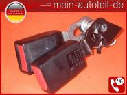 Mercedes S211 Gurtschloss HR Fond Rechts KOMBI Schwarz (2002-2006) 2118600869 -