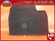 Mercedes S211 Laderaumverkleidung RE Harman Kardon Schwarz 2116902226