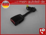 Mercedes W211 S211 Gurtschloss VR (2002-2006) 2118602469 STOFF ELEGANCE GRAU A21