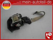 Mercedes S211 Gurt HL Kombi Buckskin (2006 - 2009) 2118601386 A2118601386, A 211