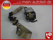 Mercedes S211 Gurt Gurtstraffer VR Schwarz (2006 - 2009) 2118604286 - A211860788