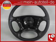 Mercedes W211 S211 TOP Lederlenkrad Schwarz (2006-2009) W463 W219 2194602803 Etn
