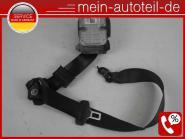 Mercedes S211 Gurt VL Schwarz 1 Stecker MOPF (2005 - 2006) 2118604186 A211860378