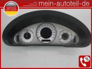Mercedes W211 S211 Tacho Avantgarde MOPF (2006-2009) Avantgarde 2115406248 VDO 1