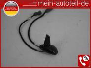 Mercedes S211 GPS Naviantenne Telefon (2006-2009) 197 Obsidanschwarz 2118205575