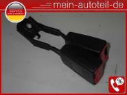 Mercedes W211 Gurtschloss HR Fond Rechts LIMO Schwarz (2002-2006) 2118600269 - L