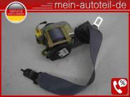 Mercedes W211 S211 Gurt VR BLAU (2003 - 2004) 2118600285 561014601 008L Oriongra