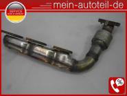 Mercedes S212 350 CDI Abgaskrümmer V6 Links 6421400909 642850 A6421400909, A 642