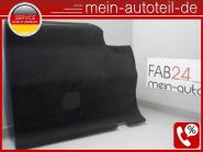 Mercedes W211 S211 Laderaumverkleidung RE Harman Kardon Schwarz 2116902026 Orion