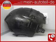 Mercedes S211 Radhausschale VL Vorne 4-Matic 197 Obsidanschwarz 2116982930 A2116