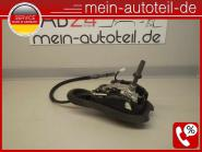 BMW 5er E60 E61 Steptronic Schalthebel Wählhebel E60 E63 E64 7560346 Leder Dakot
