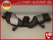 Mercedes W211 S211 Ansaugleitung Reinluftkanal inkl. Luftmassenmesser 6420943497