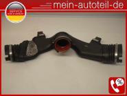 Mercedes S211 Ansaugleitung Reinluftkanal inkl. Luftmassenmesser 6420946397 6420