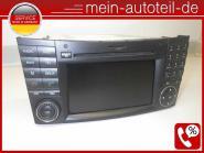 Mercedes S211 Navi NTG 2.5 APS Comand SD-Karte Festplatte 2118705094 a2118705094