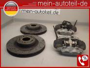 Mercedes W211 S211 SPORTPAKET SET Bremsen Bremsattel Scheiben VA 0024202383 + 00