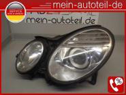 Mercedes S211 Bi-Xenonscheinwerfer Li ohne Kurvenlicht (2006-2009) 2118204761 A2