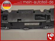 Mercedes W211 S211 Klimabedienteil 4-Zonen (2006-2009) 2118302590 VDO H24 400055