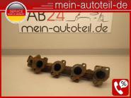 Mercedes W211 S211 E 420 CDI Abgaskrümmer V8 Rechts TOP 6291420801 A6291420801,