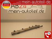 Mercedes W211 S211 E 420 CDI Rail Kraftstoffverteiler Links 6290700495 A62907004