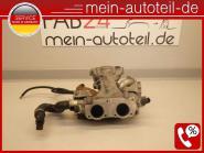 Mercedes W211 S211 E 420 CDI Auspuffleitung Halter Flansch 6291400608 A 62914006