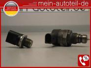 Mercedes S211 280 CDI Druckregelventil 6110780449 + 0061536528 642920 A611078044