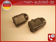 Mercedes W251 SET 2 X PDC Sensor Farb-Mix (2002-2006) 0015427418 Bosch: 02630031