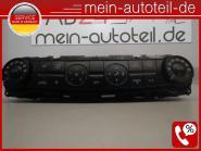 Mercedes W211 S211 Klimabedienteil 2-Zonen 2118300390 VDO H24 400055010 A2118300