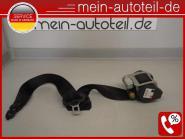 Mercedes S211 Gurt VL Schwarz (2005 - 2006) 2118600186 2118600186, 2118607985, a