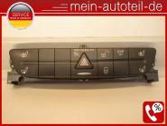 Mercedes W211 S211 Schalterleiste 2118219679 A2118219679 Schalteinheit, Schalter