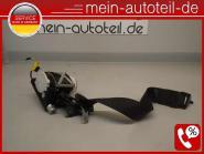 Mercedes W164 Gurt HR Schwarz 1648600485 Limo Alpacagrau A1648600485, A 164 860