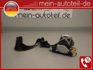 Mercedes W164 Gurt HL Schwarz 1648600385 Limo Alpacagrau A1648600385, A 164 860