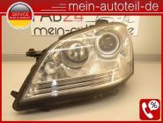 Mercedes W164 Bi-Xenonscheinwerfer LI mit Kurvenlicht 1648205361 A 164 820 53 61