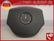 Mercedes W251, V251 Fahrerairbag Schwarz 1644600098 A1644600098, A 164 460 00 98