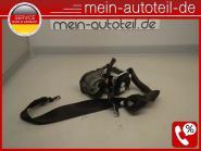 Mercedes W164 Sicherheitsgurt VL Schwarz 2518603185 Alpacagrau A2518603185, A 25