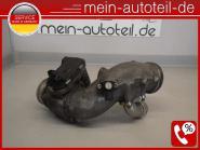 Mercedes W164 ML 420 CDI 4-matic Ansaugdrossel mit Ladeluftrohr 6290900170 + 629