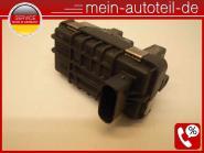 Mercedes W164 ML 420 CDI Ladedruckregler Steuereinheit G68 - GARRETT 730314