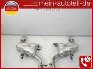 Mercedes W164 ML 420 CDI 4-matic SPORTPAKET Auspuff 420 CDI RE + Li