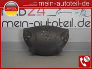 Mercedes W211 S211 SRS Modul Palmgrau dunkel (2002 - 2006) 2118601202 Etnagrau A