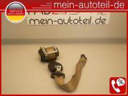 Mercedes W164 Gurt VL Buckskin 2518600985 A2518600985, A 251 860 09 85 seat belt