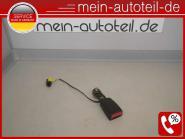 Mercedes W164 Gurtschloss H-Mitte Schwarz 1648600769 Limo A1648600769, A 164 860