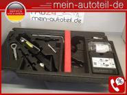 Mercedes W164 Pannenset Kompressor Wagenheber 1645830202 A1645830202, A 164 583