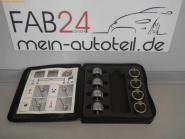 Mercedes S211 Easy Pack Fixkit  - Kombi Nappa Leder SCHWARZ Kofferraum, laderaum