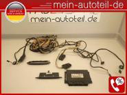 KOMPLETTES PDC Set Mercedes W211 S211 NACHRÜSTEN Facelift (2006 - 2009) Kabel