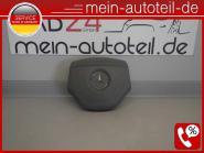 Mercedes W164 Fahrerairbag GRAU 1644600098 Limo A1644600098, A 164 460 00 98 Ver