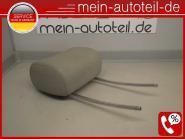 Mercedes W164 Kopfstütze Vorne LEDER Grau 7H23 ALPACAGRAU 2519704450 A2519704450