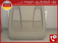 Mercedes W164 Sitzverkleidung Vorne Leder GRAU 2519100139 A2519100139, A 251 910