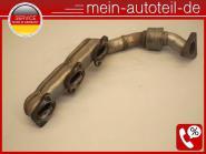 Mercedes W211 S211 320 CDI TOP erst 40.000Km Abgaskrümmer V6 Rechts 6421420002 6