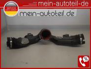 Mercedes S211 Ansaugleitung Reinluftkanal inkl. Luftmassenmesser 6420908237 A642